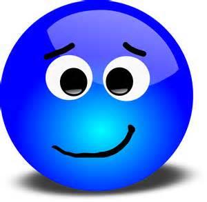 1 A Apprehensive Smiley Face
