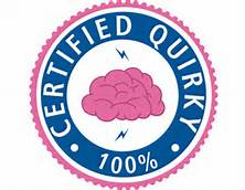 1 A Certified Quirky