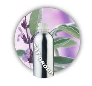 1 A Essential Oil of Sage