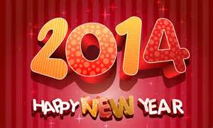 1 A Happy New Year 2014