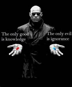 1 A The Matrix Blue Pill
