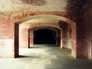 1 A fort-point-arches Emptiness