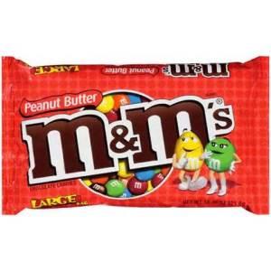! A Peanut Butter M&M's www.walmart.com 1