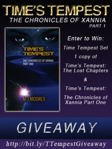 Giveaway Badge Time's Tempest