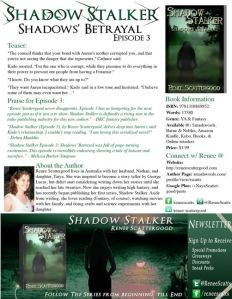 Shadow Stalker Shadows Betrayal Episode 3