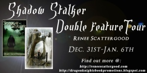 Shadow Stalker Double Feature Button