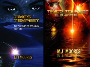 Time's Tempest Book Cover Double