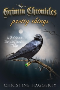 Pretty Things Cover for The Grimm Chronicles