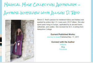 Author Interview Image