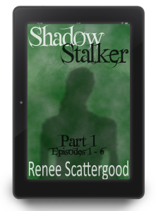 Shadow Stalker 1-6 Kindle Cover