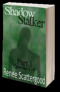 Shadow Stalker 1-6 Paperback Cover