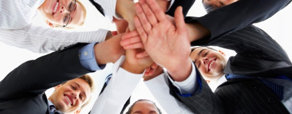 All Hands In - Teamwork