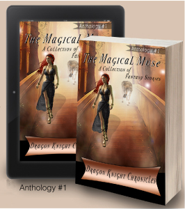 The Magical Muse - Book