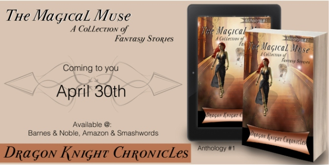 The Magical Muse - Button