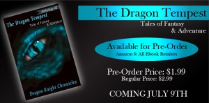The Dragon Tempest Pre Order Button