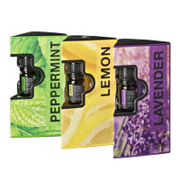 Forever Living Essential Oil Tri-Pak