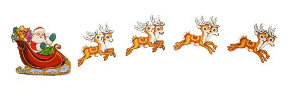 santa_sleigh_and_reindeer