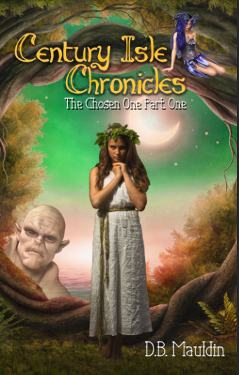 Chronicles of Century Isle Book One Cover