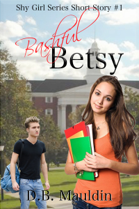 Bashful Betsy Book Cover