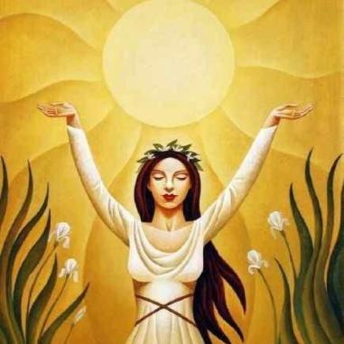 Summer Solstice Blessings