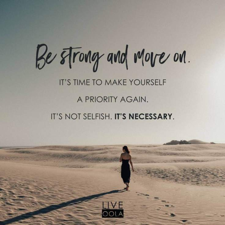 Be Strong #LiveOols
