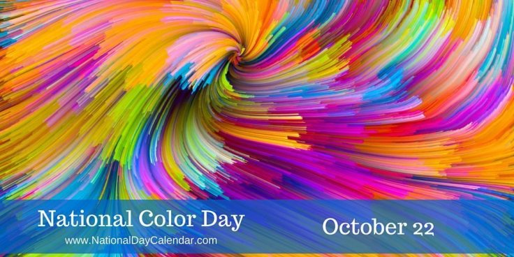 National-Color-Day-October-22-1