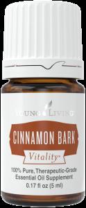 Cinnamon Bark Vitality