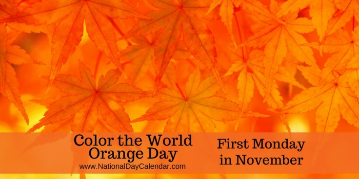 Color-the-World-Orange-Day-First-Monday-in-November